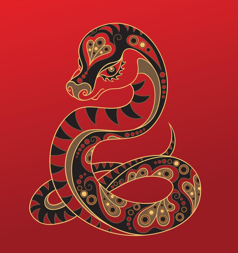 Картинки к новому году 2017 змея