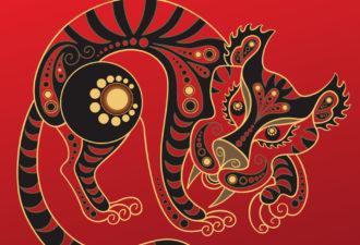 Восточный знак зодиака Тигр