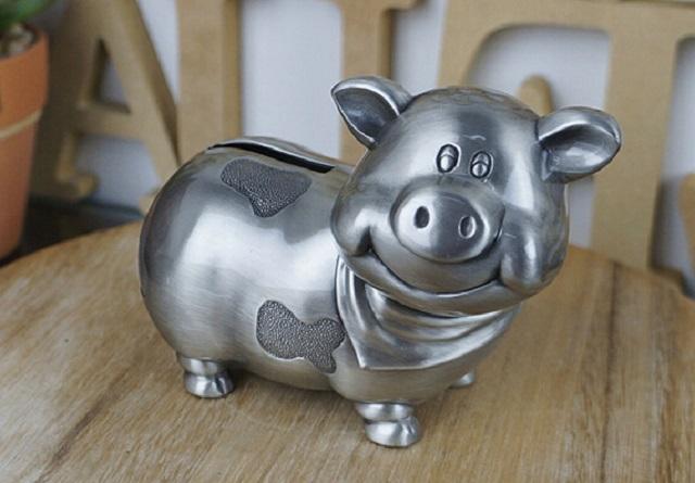 Металлическая свинья