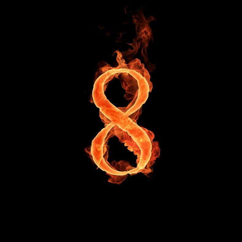 Число Восемь