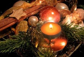 Новогодние гадания и ритуалы