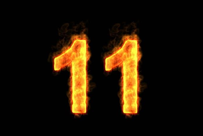 Число Одиннадцать