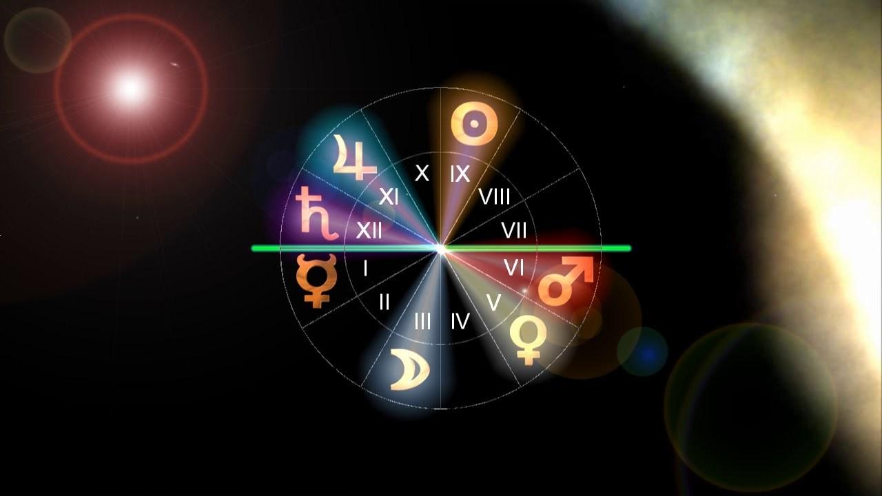 Астрологические дома