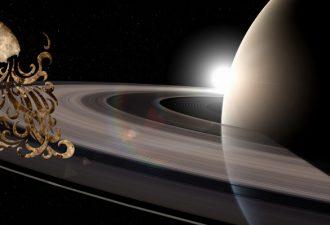 Сатурн и Водолей