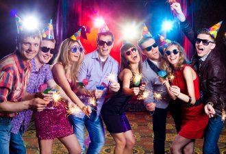 Как праздновать Новый Год