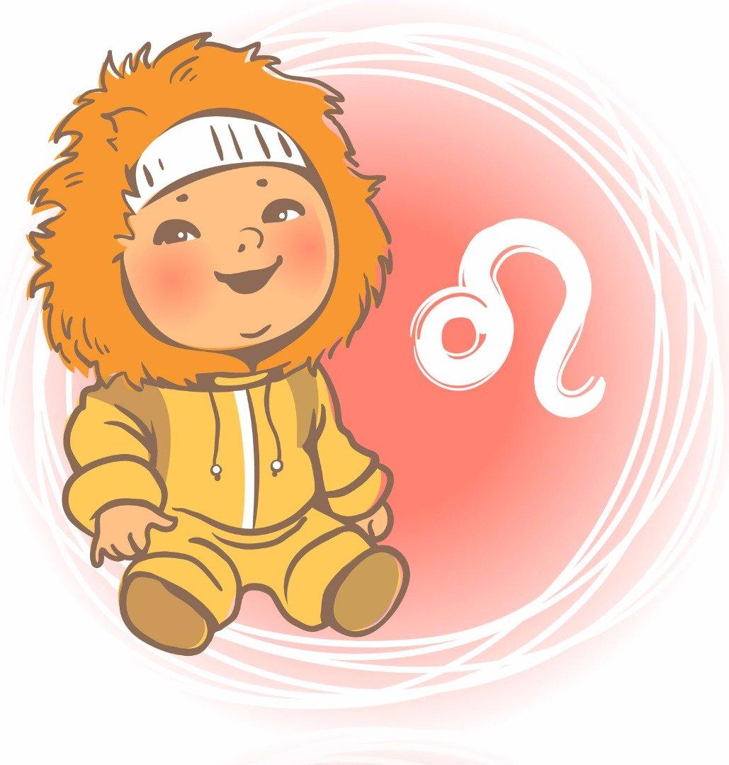 Ребенок Лев