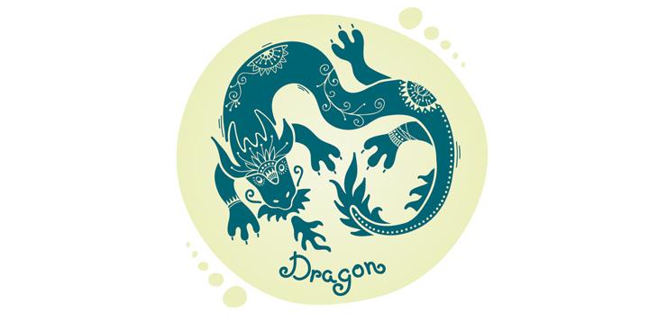мужчина дракон