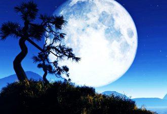гадания и Луна