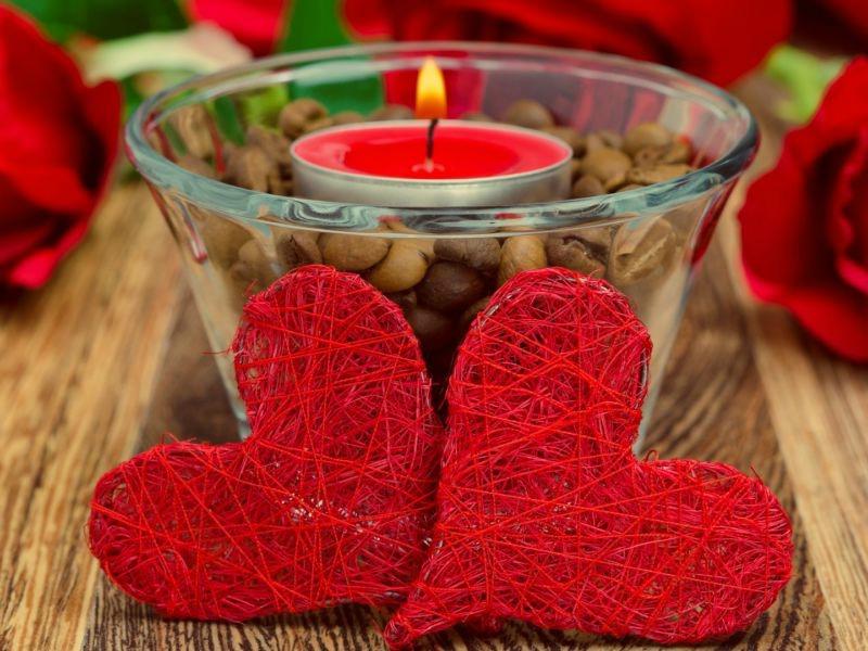 День святого Валентина по фэн-шуй