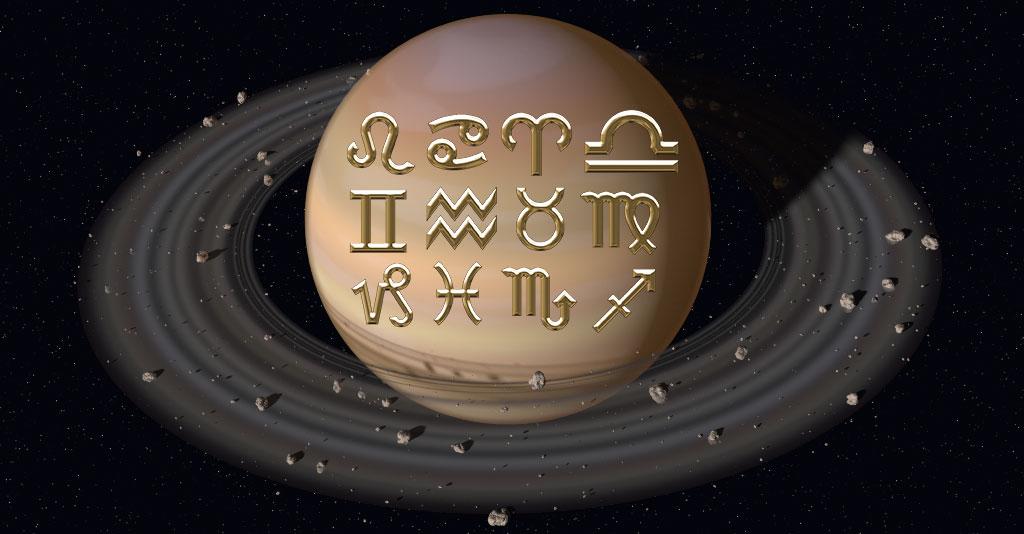 Сатурн в знаках Зодиака