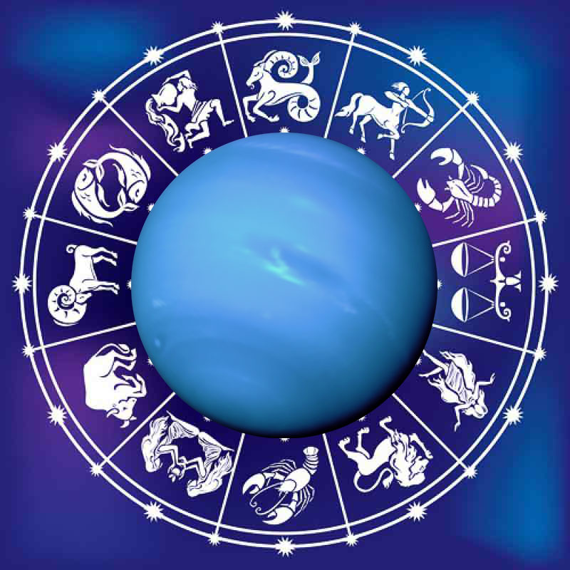 Нептун в знаках Зодиака