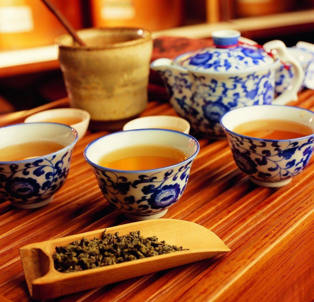 гадание на чае