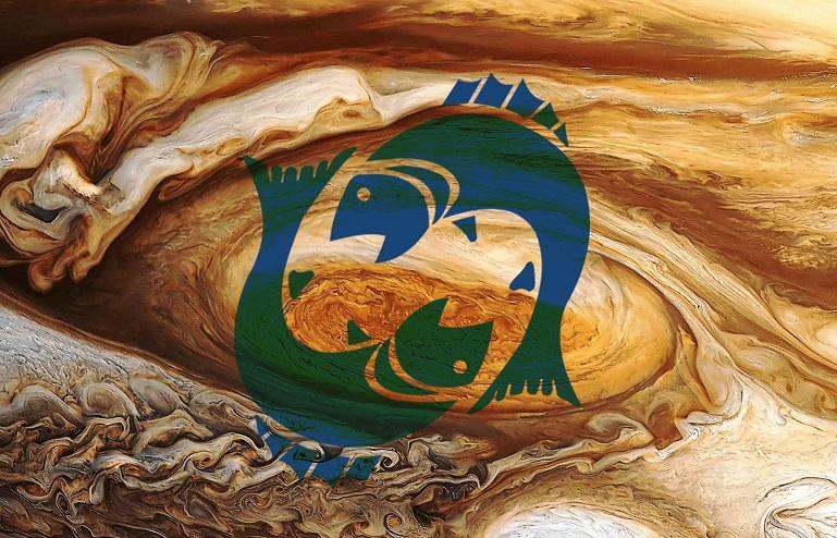 Юпитер и Рыбы