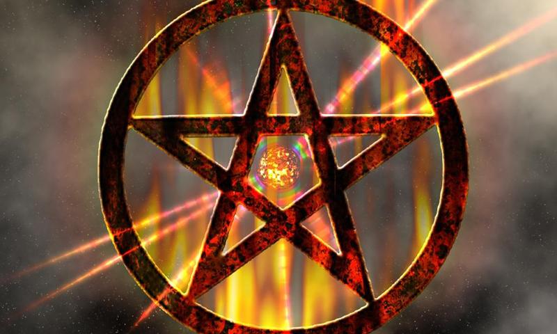 талисман пентаграмма