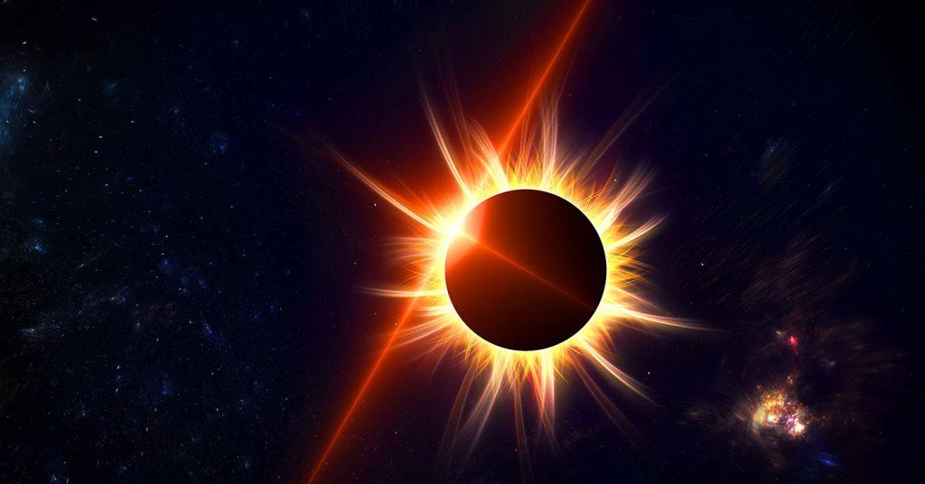 ритуалы на солнечное затмение
