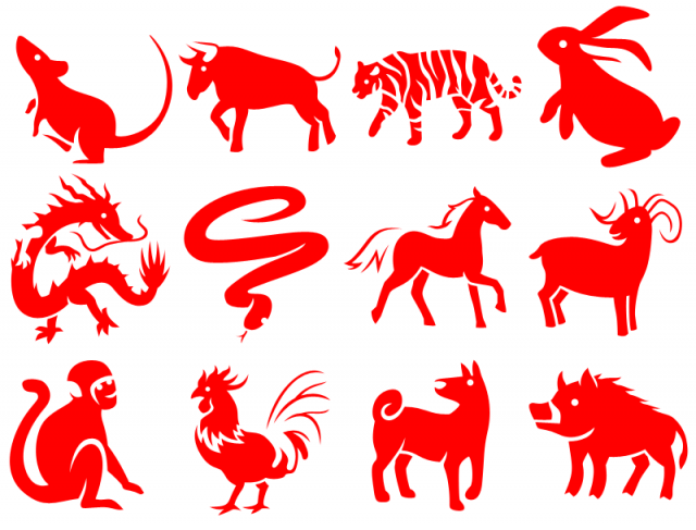 Знаки восточного гороскопа