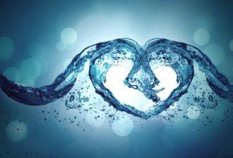 Вода в паре