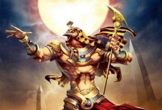 Египетский знак Амон-Ра