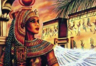 Египетский знак Исида