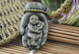 талисман рука Будды