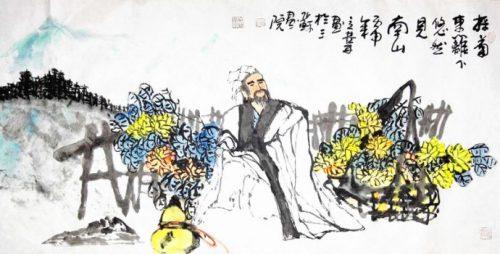 императора Китая и Хризантем