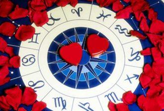 Любовный гороскоп на месяц апрель