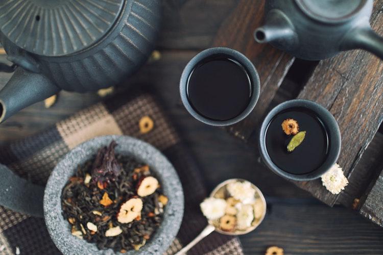 Древнекитайское гадание на чае