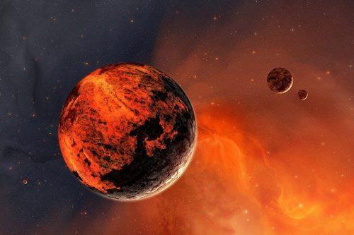 Транзит Марса в Водолее