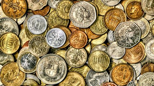 Гадание на монетах