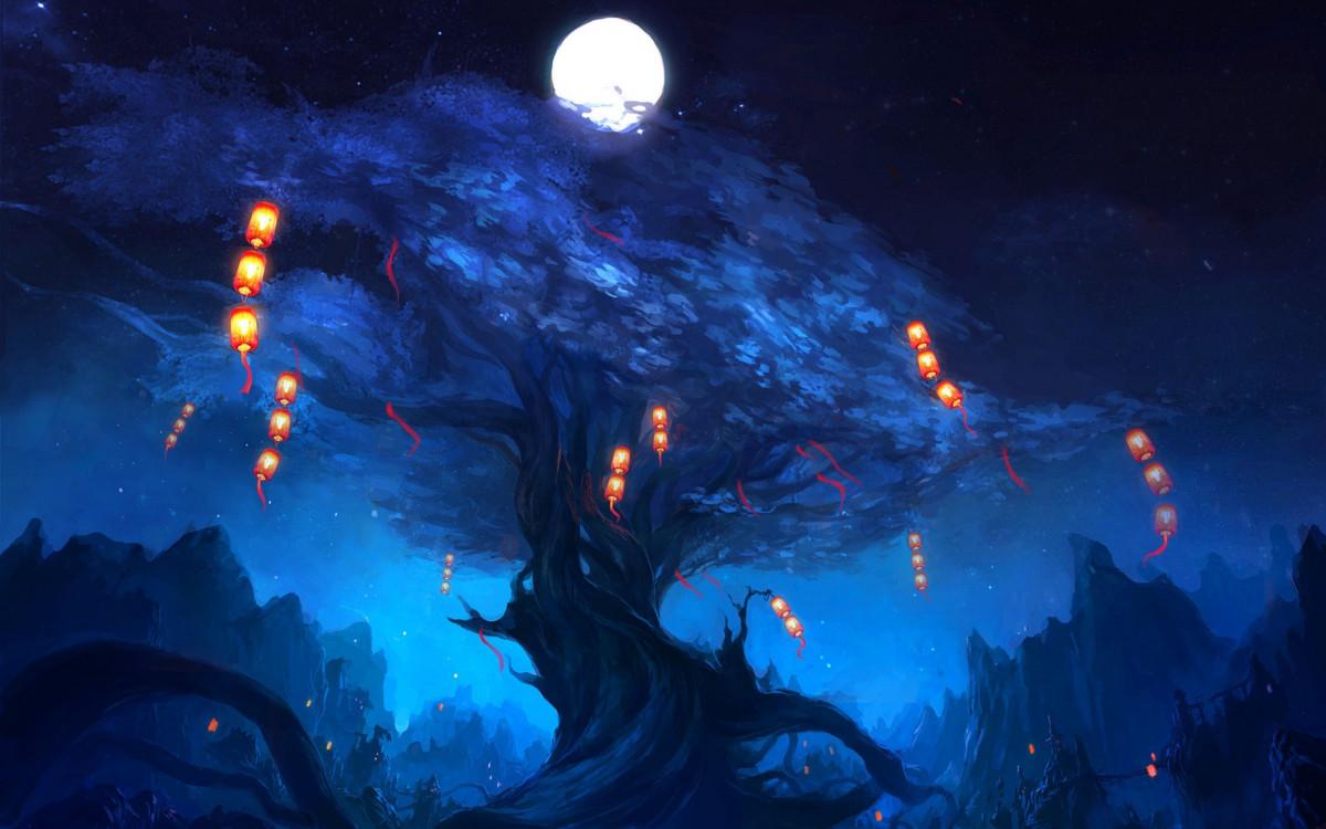 Знак Ночь