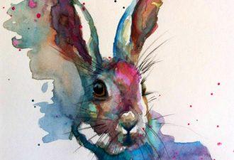 Знак Кролик