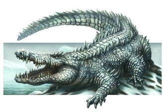 Знак Крокодил