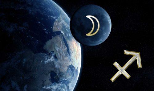 Движение Луны по знакам зодиака