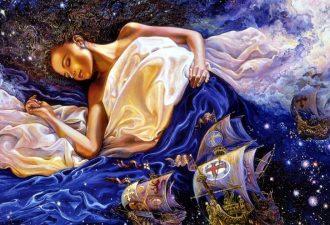 Лунные сутки и вещие сны