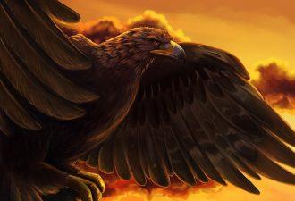 Знак Орел